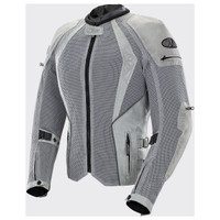 Joe Rocket Women's Cleo Elite Jacket Silver