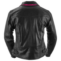 Black Brand Women's Sapphire Leather Jacket 2
