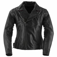 Black Brand Women's Sapphire Leather Jacket 1
