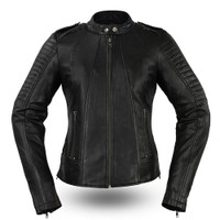 First Classics Sexy Biker Ladies Jacket