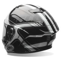 Bell Race Star Tracer Helmet Black/White