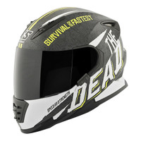Speed and Strength SS1310 The Quick And The Dead Helmet Hi-Viz