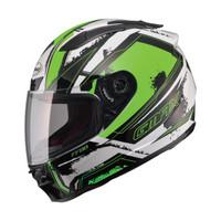G-Max - FF88 X-Star Helmet green
