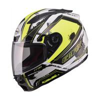 G-Max - FF88 X-Star Helmet Hi-Viz Yellow