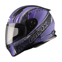G-Max - FF49 Elegance Helmet Purple