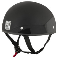 Speed and Strength SS210 Solid Speed Helmets Matte Black 1