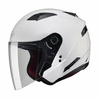 G-Max OF77 Helmet - Solid White
