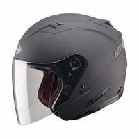 G-Max OF77 Helmet - Solid Matte Black