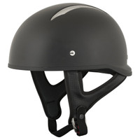 Speed and Strength SS310 Solid Speed Helmet Matte Black