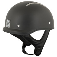 Speed and Strength SS310 Solid Speed Helmet Matte Black 1