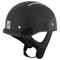Speed and Strength SS310 Solid Speed Helmet Black 1
