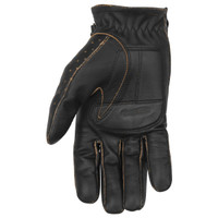 Black Brand Vintage Knuckle Gloves Brown 1