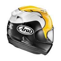 Arai Corsair X KR-1 Helmet Yellow 2