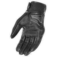 Joe Rocket Super Moto Women's Gloves Black Palm View