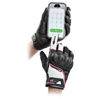 Joe Rocket Super Moto Women's Gloves Black