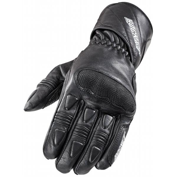 Joe Rocket Pro Street Gloves Black