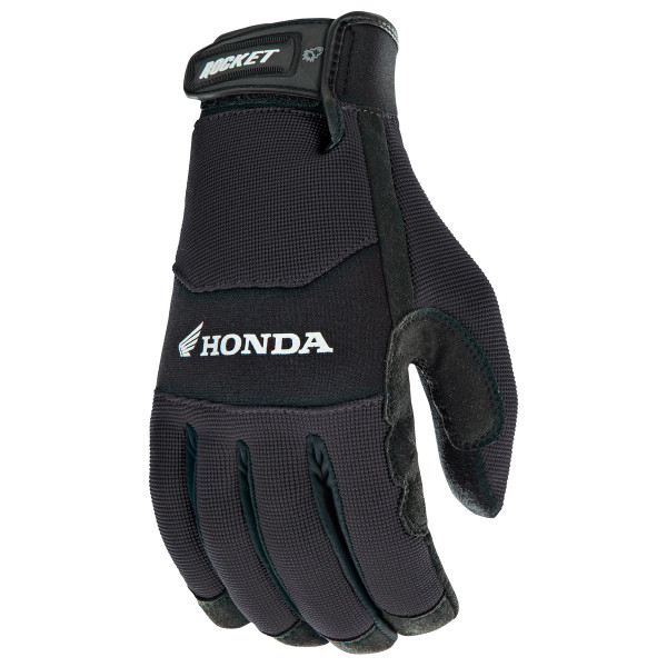 Joe Rocket Honda Crew Touch Gloves Black