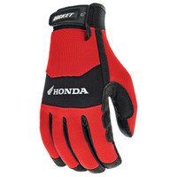 Joe Rocket Honda Crew Touch Gloves Red
