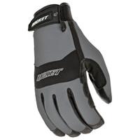 Joe Rocket RX14 Crew Touch Gloves Silver