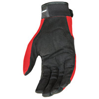 Joe Rocket RX14 Crew Touch Gloves Red 1