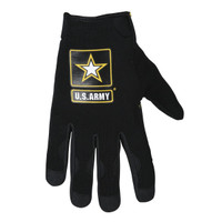 Joe Rocket Army Halo Gloves Black