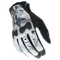 Joe Rocket Rocket Nation Women's Gloves White