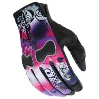 Joe Rocket Rocket Nation Women's Gloves Pink