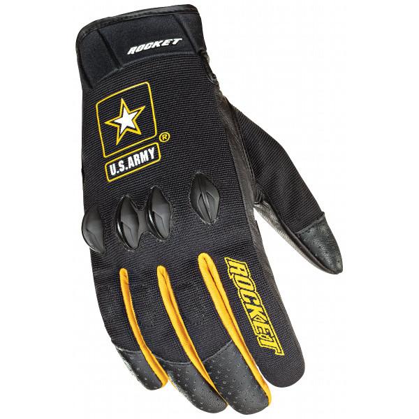 Joe Rocket Army Stryker Gloves Black
