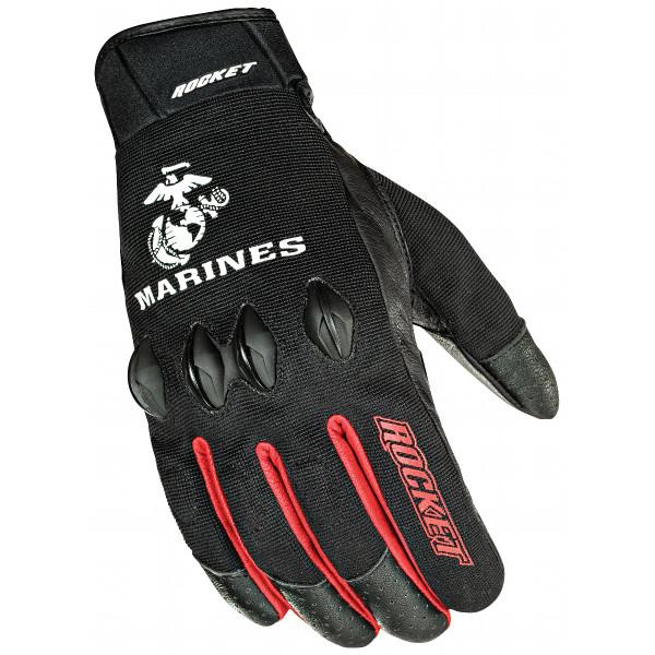 Joe Rocket Marines Stryker Gloves Black