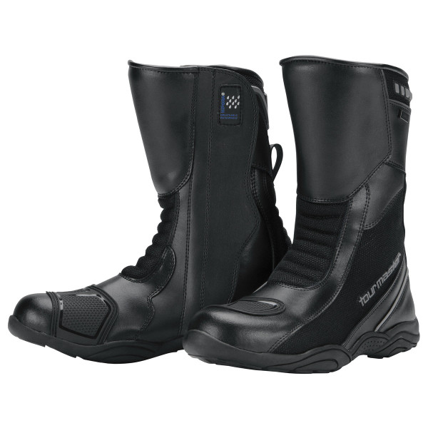 Tour Master Solution WP Air Boots Black