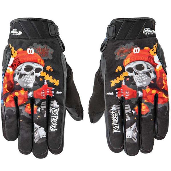 Joe Rocket Artime Joe Destroy Gloves Red