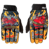 Joe Rocket Artime Joe Piece Maker Gloves Multi