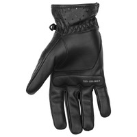 Black Brand Filter Gloves Black 1