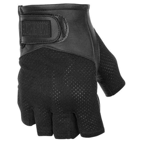 Black Brand High Flow Shorty Gloves Black