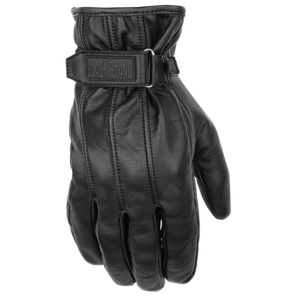 Black Brand Freeway Gloves Black
