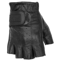 Black Brand Classic Shorty Gloves Black