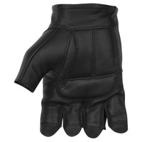 Black Brand Bare Knuckle Shorty Gloves Black 1