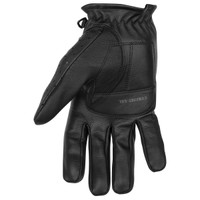 Black Brand Bare Knuckle Gloves Black 1