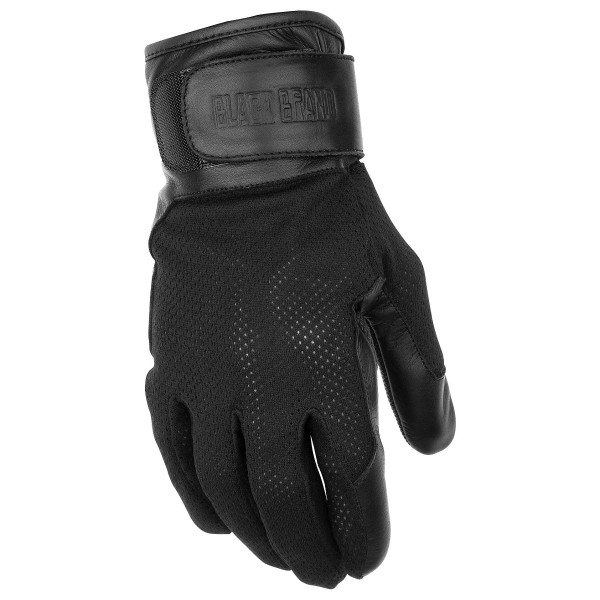 Black Brand High Flow Gloves Black