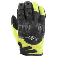 Speed and Strength Power And The Glory Gloves Hi Viz