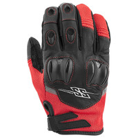 Speed and Strength Power And The Glory Gloves Red