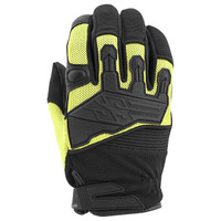 Speed & Strength Hammer Down Gloves Yellow