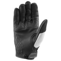 Speed & Strength Women's Backlash Gloves White Palm Side