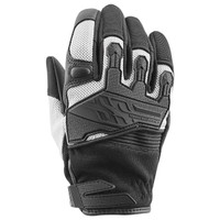 Speed & Strength Women's Backlash Gloves White