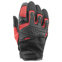 Speed & Strength Women's Backlash Gloves Red