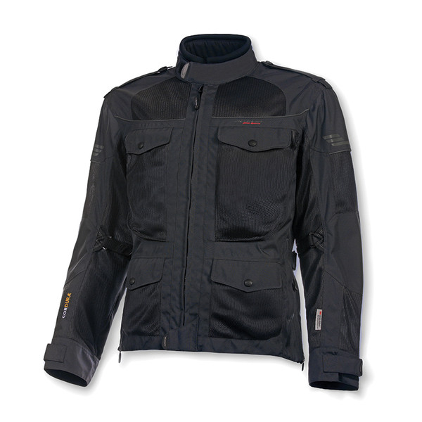 Olympia Alpha Jacket Black