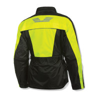 Olympia New Horizon Rain Jacket HI Viz