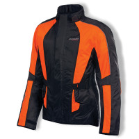 Olympia New Horizon Rain Jacket Orange