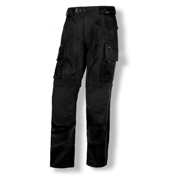 Olympia Dakar Dual Sport Pants Black