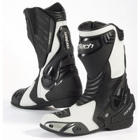 Cortech Latigo Air RR Boots White